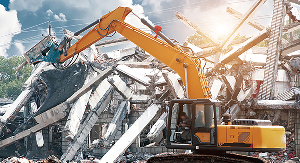 Demolition and removal contract in favor of Aramco