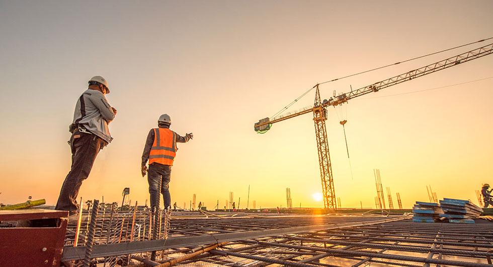 البناء والتشييد